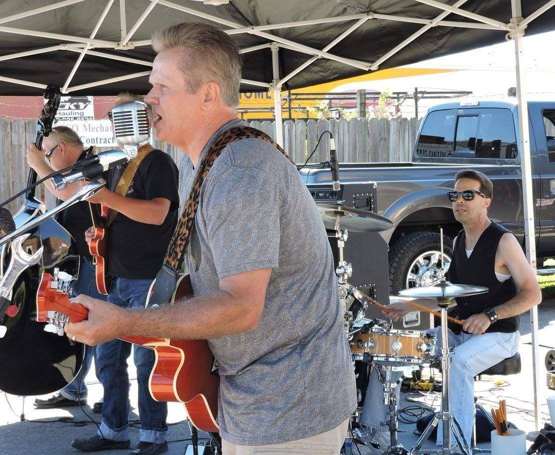 Thanks to the Nosey Joe Band from Indiana for playing again this year